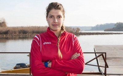 """Interviu exclusiv cu Mădălina Bereș: """"Canotajul este un sport dur, dar demn"""""""
