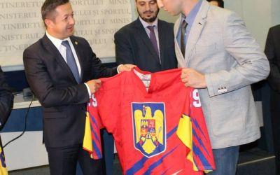 Șapte hocheiști străini au fost naturalizați și vor fi cooptați în naționala României