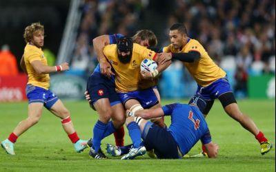 Naționala de rugby a României, cea mai bună clasare în ultimii 9 ani în ierarhia World Rugby
