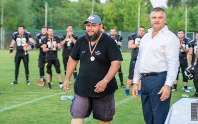 Interviu exclusiv cu antrenorul și președintele Rafael Ruiz (Cluj Crusaders): Fotbalul american este în creștere în România!