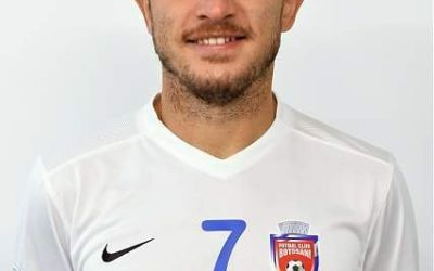 Interviu exclusiv cu fotbalistul Laurențiu Buș (FC Botoșani): Visăm la play-off, dar o luăm pas cu pas
