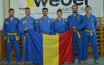 Șase sportivi vor reprezenta România la Campionatul Mondial de Vovinam Viet-Vo-Dao din India