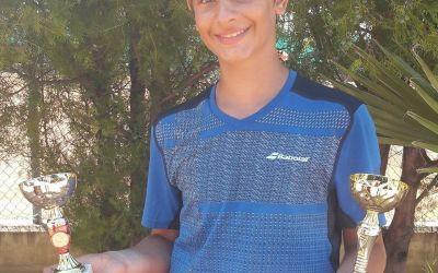 Interviu exclusiv cu tenismenul Alexandru Mihai Coman: Niciodată nu m-am mulțumit cu locul al doilea!