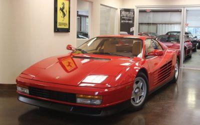 Inedit / Ferrari nu mai poate folosi numele Testarossa în Germania din cauza unui producător de jucării