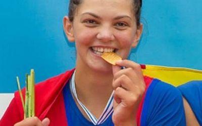 Interviu exclusiv cu Maria Tivodariu, campioană mondială la canotaj, despre muncă, strategie de cursă și modele sportive