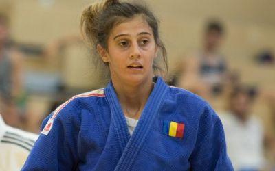 Interviu exclusiv cu judoka Larisa Florian, multiplă medaliată internațională, despre provocările de pe tatami