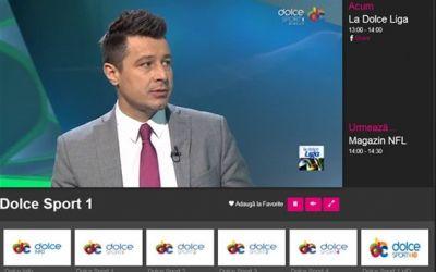 Dolce Sport se transformă în Telekom Sport