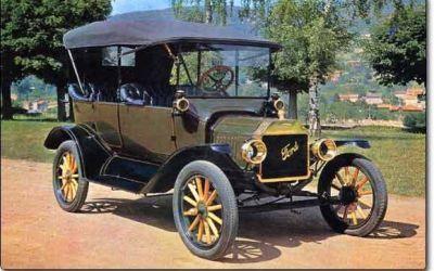 Povestea Ford T, cea mai cunoscută mașină din lume. 109 ani de la primul model