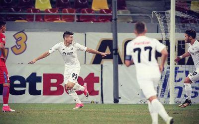 Interviu exclusiv cu tânărul fotbalist Romario Moise despre trecutul și viitorul Astrei Giurgiu, dar și despre idoli și obiective personale