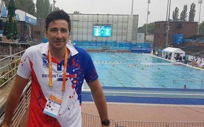 Interviu exclusiv cu Andrei Iosep, antrenorul campioanei la polo, CSA Steaua: Vreau ca bazinul să fie o fortăreață