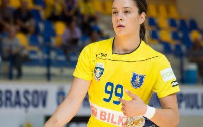 Interviu exclusiv cu Sorina Tîrcă despre primii pași în handbal, presiunea numelui și viitorul sportului pe care îl iubește