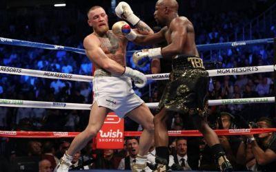 Imbatabilul Mayweather: Boxerul american l-a învins pe McGregor prin KO tehnic în repriza a 10-a. Iată cum a decurs meciul