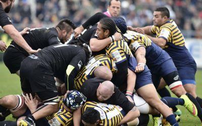 Cronica primei etape a Superligii de rugby