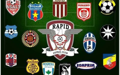 Dolce Sport și Digi Sport transmit meciurile lui Rapid și Steaua, din liga a 4-a