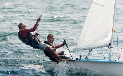 Argint pentru România în concursul de yachting 470 Masters Cup, în Grecia