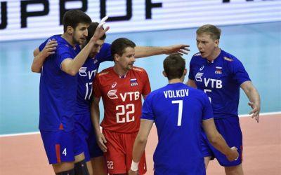 Se cunosc semifinalele Campionatului European de volei masculin
