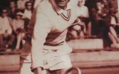 Povestea uitată a lui Gogu Viziru, primul mare tenismen al României și antrenor dedicat