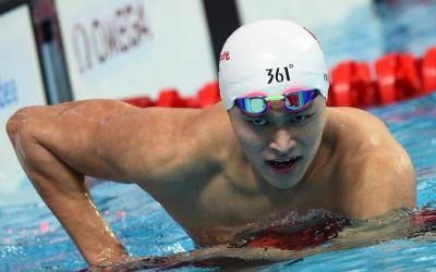 Sun Yang a revenit în forță. Chinezul a câștigat a 100-a medalie de aur din carieră