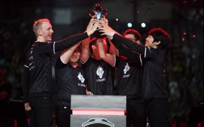 VIDEO / League of Legends: echipa G2, campioana Europei
