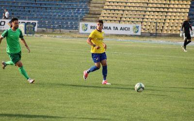 Interviu exclusiv cu fotbalistul Gabi Preoteasa (Dunărea Călărași): Suntem o candidată serioasă la promovare!