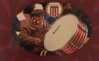 Au apărut memoriile unuia dintre cei mai cunoscuți fani ai Rapidului, Gheorghe Scurtu, deținătorul Muzeului Rapidului