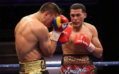 Ronald Gavril, învins la puncte de David Benavidez. Românul a pierdut șansa de a deveni campion WBC