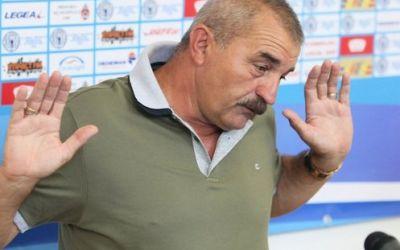 Ionuț Popa, selecționer !