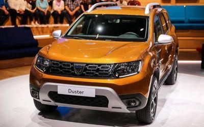 VIDEO / Noul Dacia Duster a fost lansat la Frankfurt