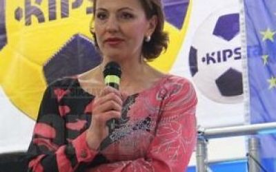 Liliana Neagu-Gafencu este noul președinte al Clubului Sportiv Dinamo București