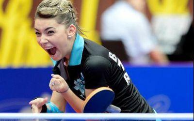 Ne batem pentru aur! România, în finala CE de tenis de masă, după o victorie categorică în fața Rusiei