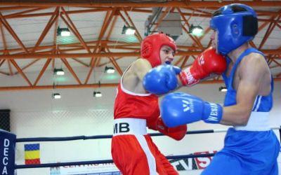 Patru boxeri juniori români au fost depistați dopați