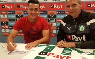 Interviu exclusiv cu fotbalistul Antonio Manolache (Groningen), văzut de olandezi drept noul Chivu