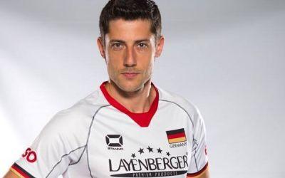 Interviu exclusiv cu voleibalistul Michael Andrei, românul din naționala Germaniei, despre familia sa, cariera în volei și argintul european