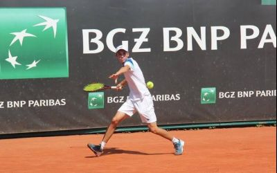 Interviu exclusiv cu tânărul tenismen David-Nicholas Ionel despre performanțe, sacrificii și ambiții de viitor