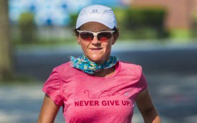 Interviu cu femeia care a alergat 5000 de km în 48 de zile, Kannenika Janakova