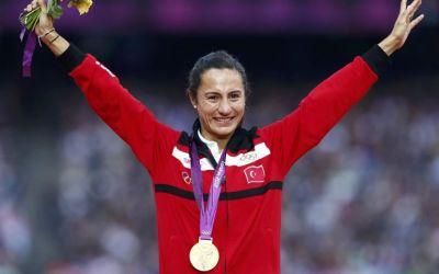 Campioană olimpică în 2012, Asli Cakir Alptekin a fost suspendată pe viață