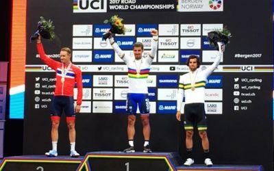 Peter Sagan a devenit campion mondial pentru a treia oară. Record greu de egalat pentru slovac