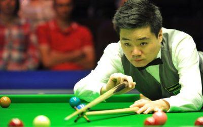 Ding Junhui a câștigat Openul Mondial de la Yushan