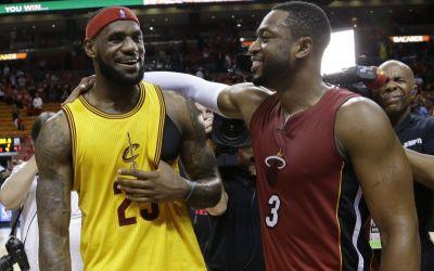 Dwyane Wade a semnat cu Cleveland Cavaliers