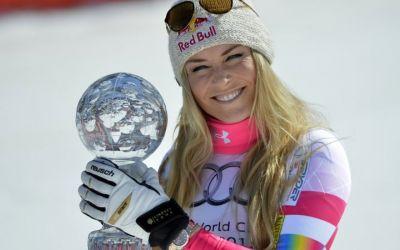 Lindsey Vonn face o ofertă pentru a concura împotriva băieților într-un concurs de coborâre în Cupa Mondială de ski