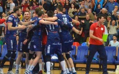 Arcada Galați a câștigat Supercupa României la volei masculin în fața celor de la Zalău