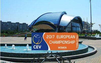 Olanda-Serbia, finala Campionatului European de volei feminin