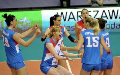 Serbia câștigă Campionatul European de volei feminin. Victorie în patru seturi cu Olanda