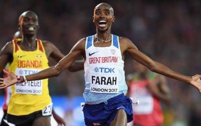 IAAF a anunțat lista scurtă pentru atleții anului 2017. Mo Farah sau Nafi Thiam, printre nominalizați