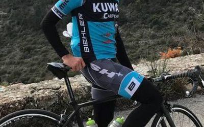 Eternul Davide Rebellin. La 46 de ani mai concurează și....câștigă curse