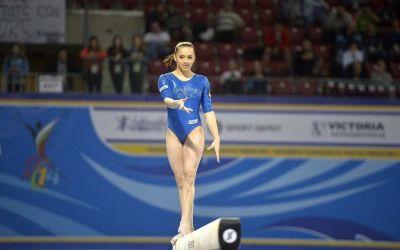 Larisa Iordache s-a accidentat grav la Mondialul de la Montreal
