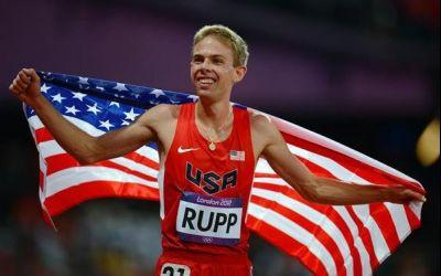 Galen Rupp, câștigător la Maratonul Chicago și exponent al alergării americane