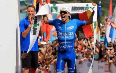 Patrick Lange, campion mondial la Ironman, cu record