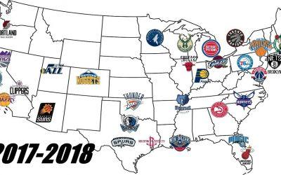 Prezentare / Noul sezon din NBA e gata de start. Vedete, schimbări și favorite