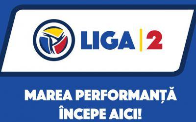 Liga 2: Târgu Mureș, egal cu AFC Hermannstadt la ultimul meci din istorie. Clasamentul după 12 etape